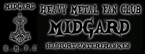 Heavy Metal Fan Club Midgard Haßfurt/Bayern/Germany